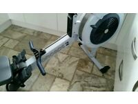 Rowing machine concept 2 model D like new