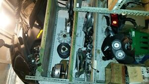 1000 bombardier 2006 and 2007 parts