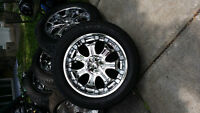 tires and rims multiple fit