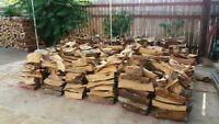 Seasoned hardwood sale