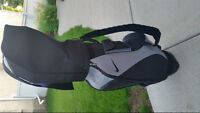 Golf clubs, golf pull carts and golf balls for sale