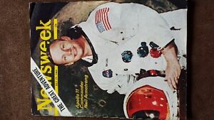 Lot#239-Rare-APOLLO 11 Commander Neil Armstrong-7/21/69