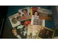 9 vinyl records 6th, 70th