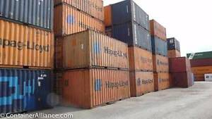 20' SHIPPING CONTAINERS - SALE BUNDABERG $2400.00 +GST Bundaberg Central Bundaberg City Preview