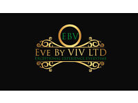 Eve By Viv Ltd...experts in providing business support & organising any Private and Corporate Events