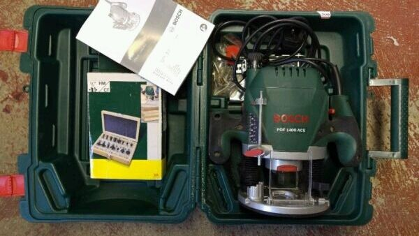 Bosch pof 1400 ace router in dundonald belfast gumtree bosch pof 1400 ace router greentooth Images