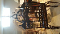 Beautiful antique cage for sale