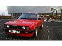 BMW E30 1.6 AUTO 76k Miles