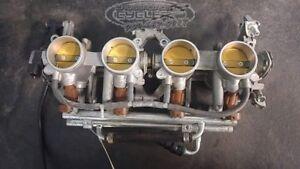 2005 Suzuki GSX-R 600 Throttle Body