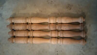 Assorted Table Legs