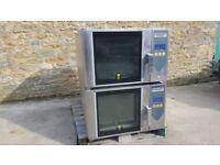 vanguard dual oven