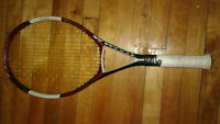 Wilson nCode nVision tennis racket with case