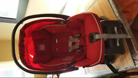 peg perrego carseat and free canopy