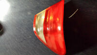 MERCEDES CLK LEFT TAIL LIGHT LUMIERE ARRIERE