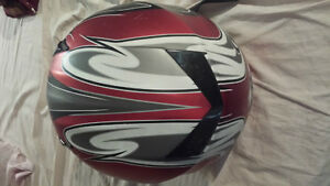 Motorcycle Helmet, nice and clean /Medium size