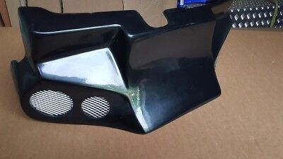 TRIUMPH ROCKET 3 BELLYPAN  BELLY PAN / SPOILER
