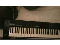 Worlde panda 61 key MIDI/USB keyboard (perfect condition)