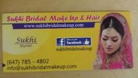 SUKHI Bridal Makeup and Hair [Limited Time Summer Promotion]