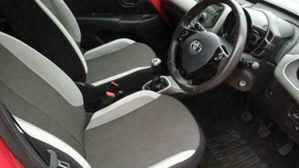 2014 Toyota AYGO VVT-I X-PLAY Hatchback Petrol Manual