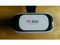 Virtual Reality (VR) headset
