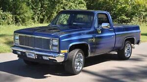 Wanted square body Chevy