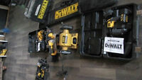 SELL AS A PACKAGE OR EACH, I OVER BOUGHT, BRAND NEW DEWALT TOOLS