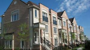 IMMIDI. AVAIL. : 3 BED. TOWNHOUSE  IN MT. PLEASANT  IN BRAMPTON