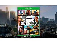GTA 5 XBOX ONE £20