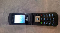 Samsung cell phone with Virgin
