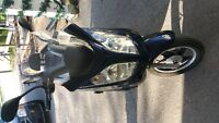 EMMO EBIKE EXCELLENT CONDITION Navy Blue No insurance, no gas,