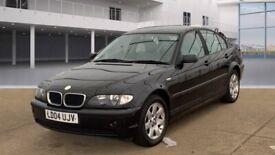 image for 2004 BMW 3 SERIES 316i AUTOMATIC 1.8 SE PETROL,2 KEYS -FULL SERVICE HISTORY