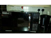 Russle hobbs microwave