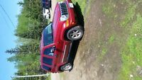 2007 Jeep Liberty sport  limited  édition  sale or trade