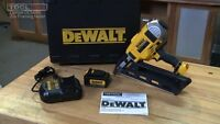 Dewalt 20v Lithium ion brushless framing pneumatic nailer