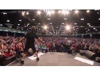 Tony Robbins Life Mastery transforming event