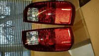 2012 Ford Super Duty Taillights