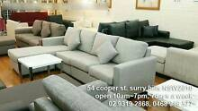 New wide ranges of high quality sofa, sofa bed, L-shape lounge Chatswood Willoughby Area Preview