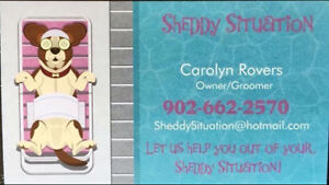 Sheddy Situation Grooming and Accessories