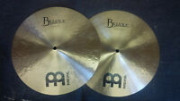 Meinl Byzance, Sabian and dream Cymbals For Sale