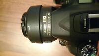 Nikon DX AF-S Nikkor 35mm 1:1.8 G Lens