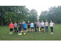 Free Mixed Gender Casual Football Hyde Park - Looking to fill female places Sunday 24th Sept 1:30pm