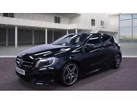 2013 Mercedes-Benz A-CLASS 1.8 A200 CDI BLUEEFFICIENCY AMG SPORT 5d 136 BHP Hatc