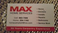 Max Home Services