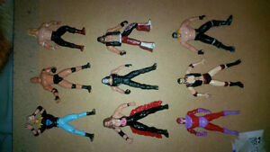 small diecast wrestlers London Ontario image 1