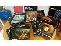 Complete 24 books, Dixons world of photography