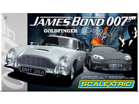 Scalextric James Bond 007 GoldFinger, Casino Royal (Limited Edition)