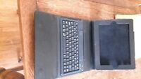leather tablet cover/keyboard