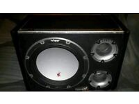 Vibe space12inch 1 chanel base amp 3000watt