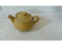 Original Denby Ode teapot -collectible 1960s design