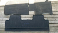 2006-2011 Civic 4 Door All Season Floor Mats (Black)